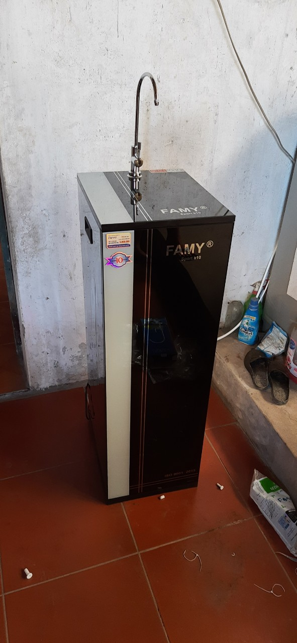 Máy lọc nước FAMY SP-K10IQ-HA 10 cấp lọc phiên bản mới
