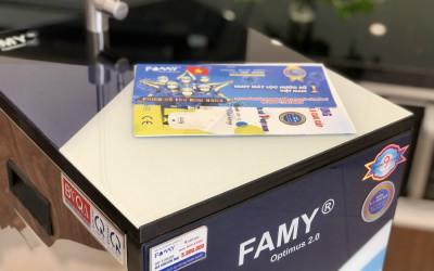 Famy – SP K10IQ – HA là thiết bị như thế nào mà lại được nhiều khách hàng lựa chọn đến thế?