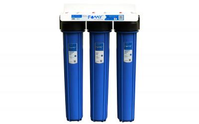 Bộ lọc nước sinh hoạt 3 cấp là gì? Những ai nên mua bộ lọc nước sinh hoạt 3 cấp