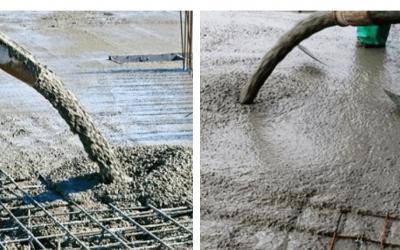 Hệ thống lọc tổng trong sản xuất bê tông tươi