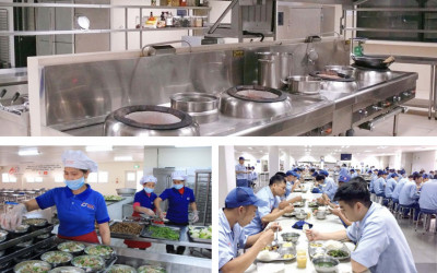 Hệ thống lọc tổng cho bếp ăn công nghiệp – Giải pháp cho nguồn nước an toàn tại các bếp ăn tập thể