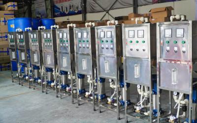 Dự án nước sạch học đường Lai Châu – Tưới mát cho những mầm non vùng sơn cước.