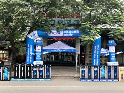 Chương trình khuyến mãi, roadshow tại Đại lý Famy Hưng Tân