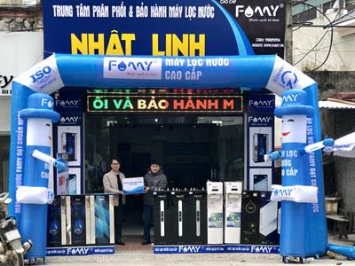 Chương trình khuyến mãi, roadshow tại Trung tâm phân phối bảo hành Nhật Linh - Bắc Ninh