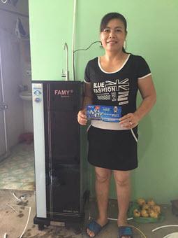 Máy lọc nước Famy trong tâm trí khách hàng Việt Nam