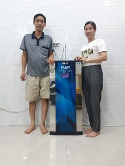 Khách hàng nhận xét về Famy Việt Nam