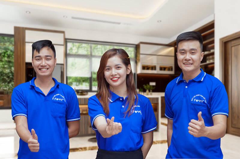 Famy - Máy lọc nước số 1 Việt Nam