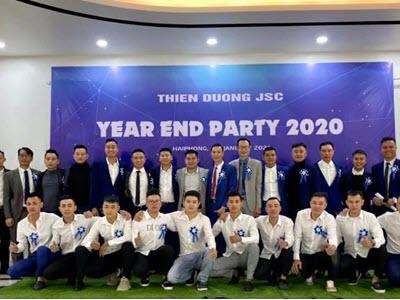 Lễ tổng kết Famy năm 2020