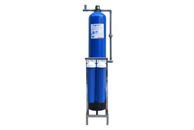 Bộ lọc nước tổng gia đình LT01C 1 cột composite