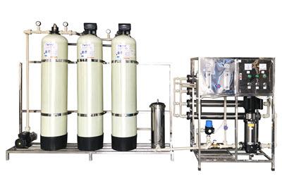 Hệ thống lọc nước RO công nghiệp Famy 1000 lít/giờ