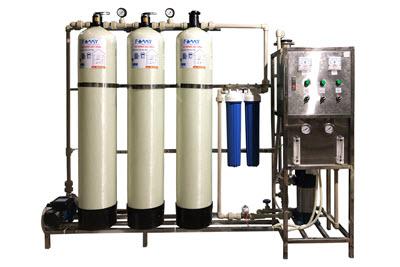Hệ thống lọc nước RO công nghiệp Famy 250 lít/giờ