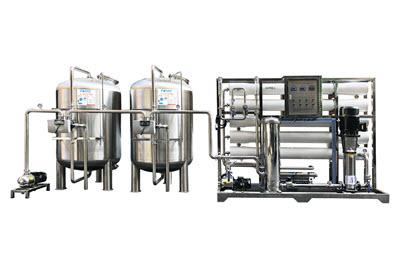 Hệ thống lọc nước RO công nghiệp Famy 30.000 lít/giờ