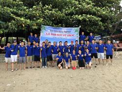 Tập thể cán bộ nhân viên Famy Việt Nam